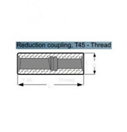 Reduction coupling Thread Т45